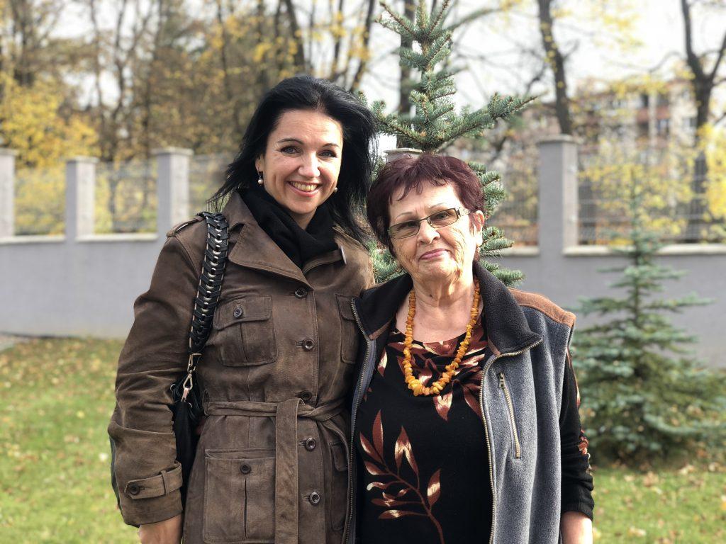 Eleonóra Marečková a Emília Šipulová sú s Katarínou Henekovou